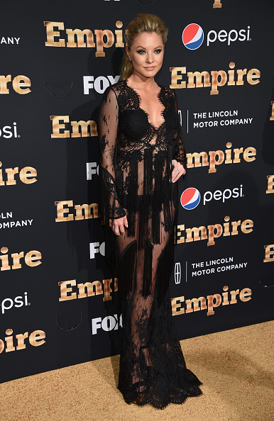 "attends the ""Empire"" series season 2 New York Premiere at Carnegie Hall on September 12, 2015 in New York City."